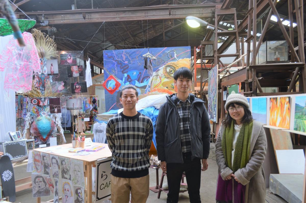 体験型アートイベント「新感覚ストア2020」