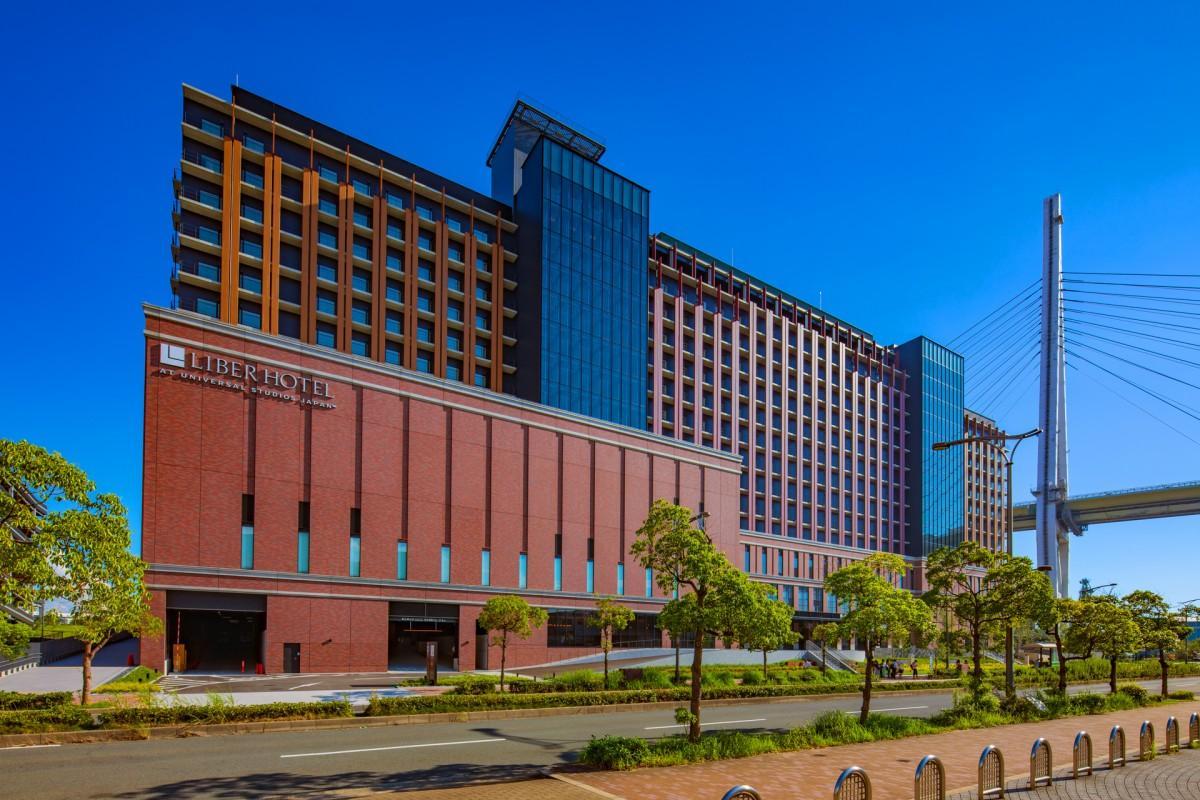 営業を再開した「リーベルホテル アット ユニバーサル・スタジオ・ジャパン」