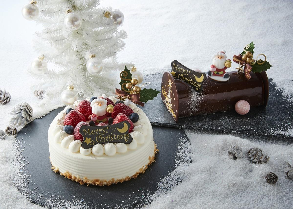 「クリスマスケーキ付き宿泊プラン」(画像提供:ホテルユニバーサルポート)