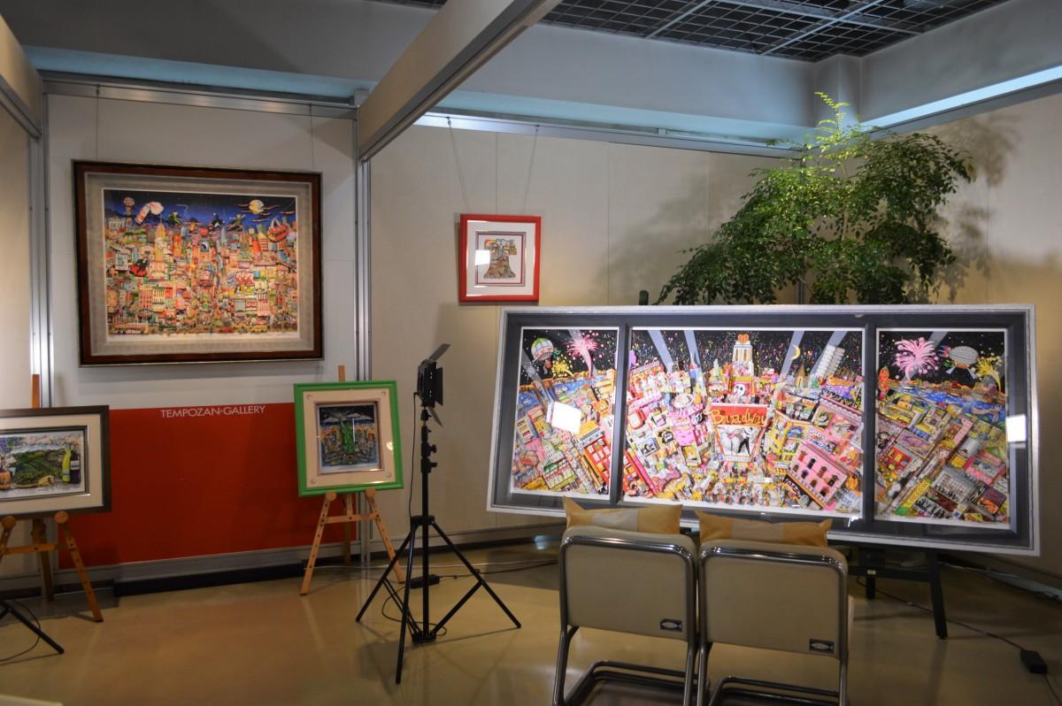 国内最大級の展示数を誇る「チャールズ・ファジーノ 3D大博覧会」