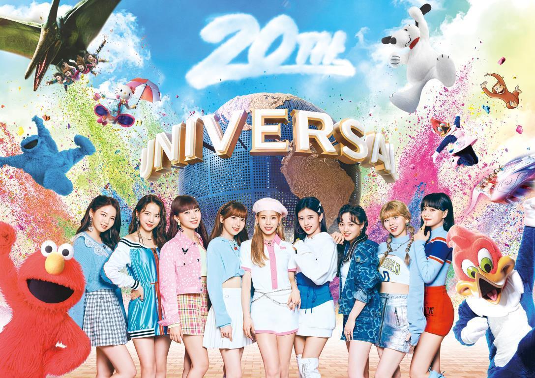 © Sony Music Labels Inc./JYP Entertainment.