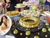 大阪のハイアットで「抹茶ビュッフェ」 昨年の人気企画復活、4月分はすでに満席
