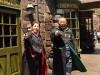 USJのハリー・ポッターに新魔法誕生 笑福亭鶴瓶さんと吉田沙保里さん体験