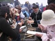 小樽・祝津で「にしん群来祭り」 チャリティーイベントも