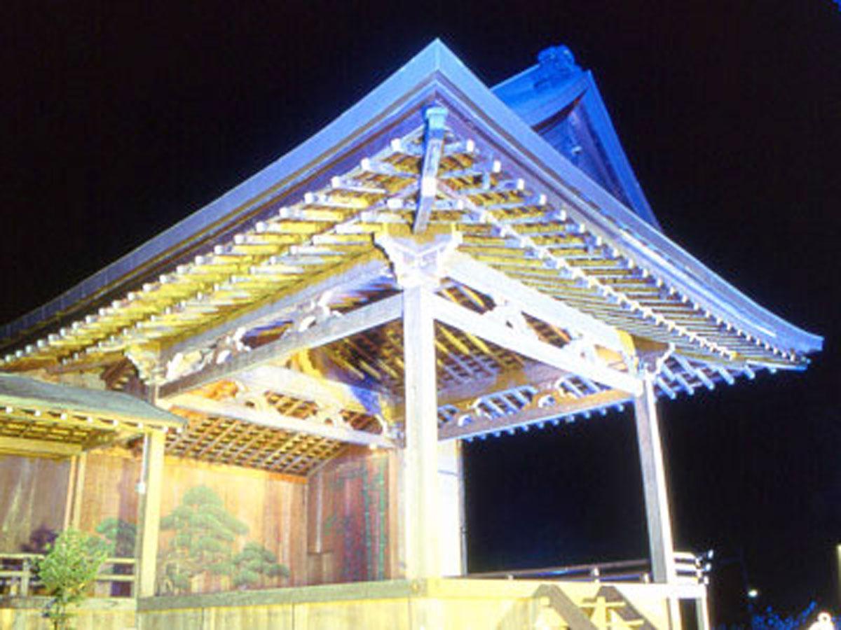 小樽市能楽堂