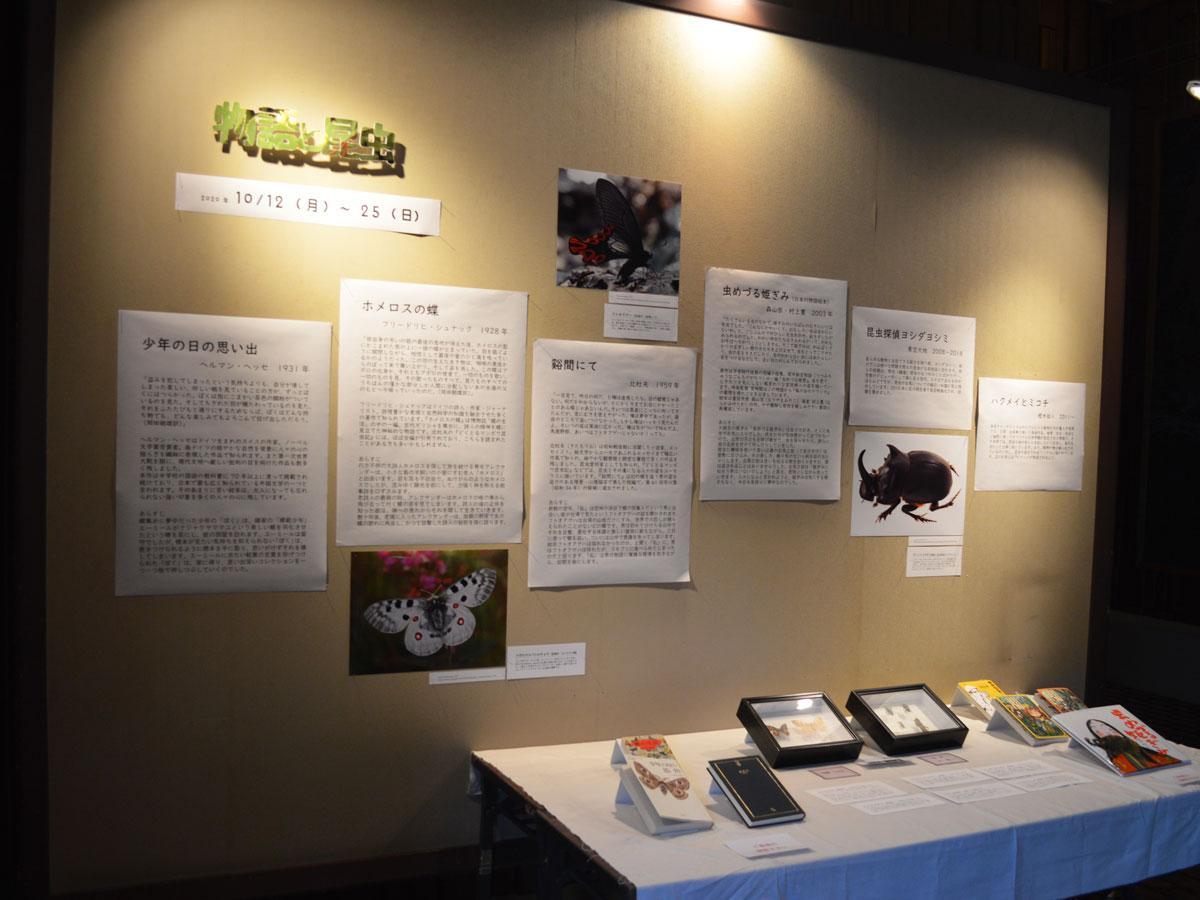 小樽市総合博物館運河館の展示作品