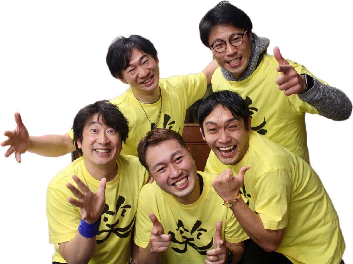 小樽堺町通り商店街メンバー