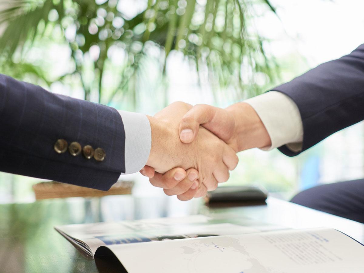 求職者と市内企業のマッチング