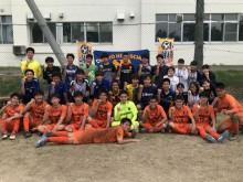 小樽潮陵高校サッカー部、引退試合は紅白戦 後輩に思い託しそれぞれの道へ