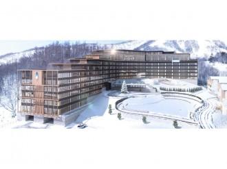 2023年開業のニセコのホテルリゾート、世界的ホテル企業が運営を受託