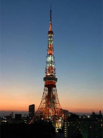 7月7日の「七夕」より、東京タワーのライトアップが「夏バージョン」に切り替わる。写真は過去のライトアップの模様。