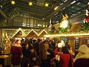 六本木ヒルズ、本場ドイツの「クリスマスマーケット」再現