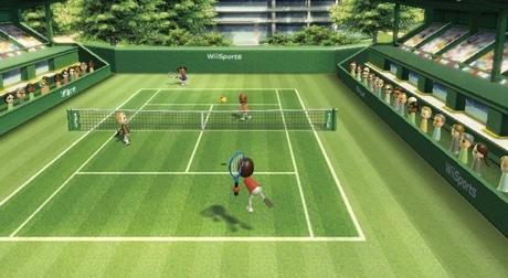 写真=「Wii Sports」©2006 Nintendo