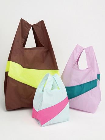写真=ショッピングバッグ「The New Shoppingbag by SUSAN BIJL」