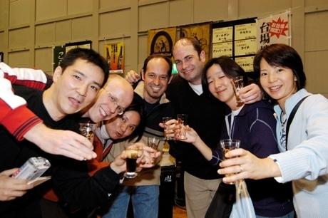 写真=昨年、横浜で開かれた「ジャパン・ビアフェスティバル」。