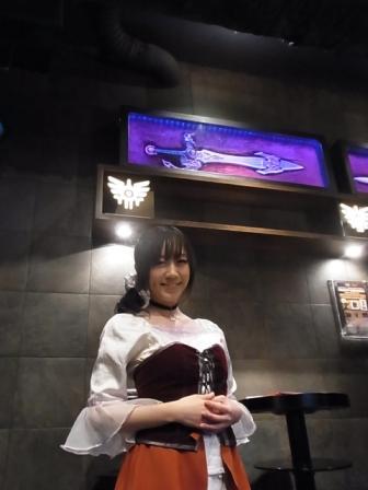 スタッフのナメーダ(滑川恭子)さん