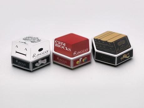 2012年度「グッドデザイン・ベスト100」に選ばれた「Rocca」