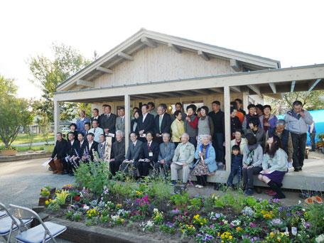 被災地支援活動の建築プロジェクト「みんなの家」