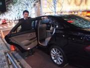 六本木でオンデマンド配車サービス「Uber」プレスタート、米国から上陸