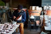 西麻布で「民藝」テーマにトークショー、陶工とショップ店主が対談