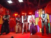 六本木のYouTube Spaceで「時代劇」テーマに交流会 特別セット披露も