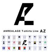六本木でファッションブランド「アンリアレイジ」Tシャツライン「AZ」発表