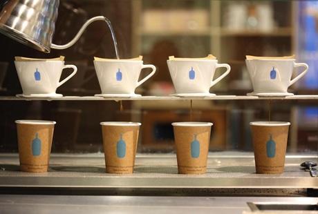 ブルーボトルコーヒー(イメージ)