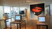 ミッドタウンで「デジタルメディア」展 80年代のMacなど展示