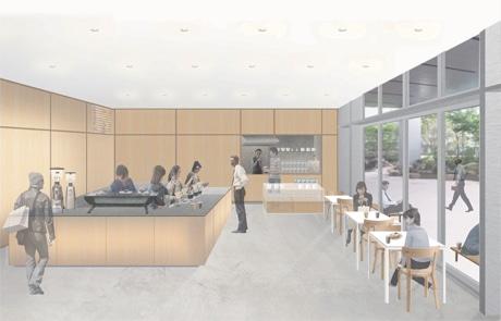「ブルーボトルコーヒー 六本木カフェ」のイメージ