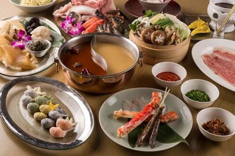 グランドハイアット東京の中国料理店で「開運」火鍋 期間限定で提供