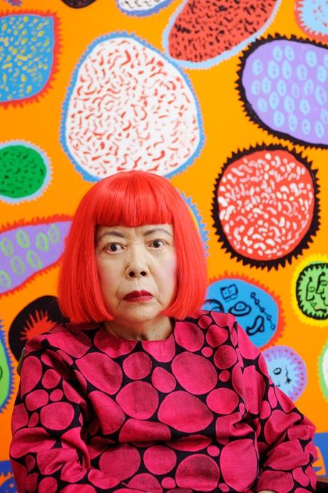 国立新美術館で草間彌生さん個展 過去最大規模、国内初公開の新作130点も