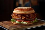グランドハイアット東京で「パティ1キロ 超特大バーガー」 期間限定提供