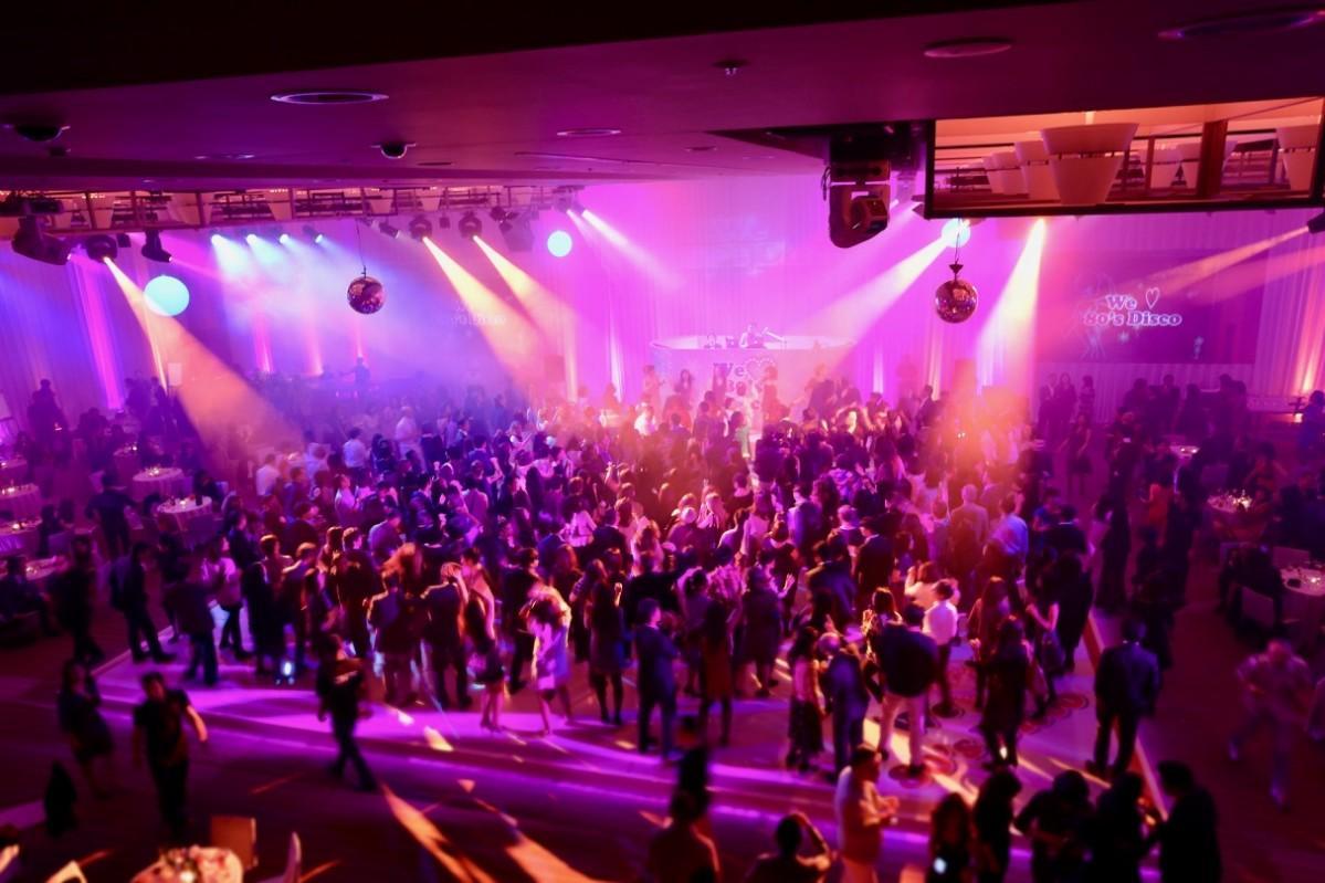80年代の音楽を楽しめるイベント「We ● 80's Disco」イメージ