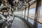 東京タワーに新展望台「トップデッキ」 東京の歴史たどるツアーも
