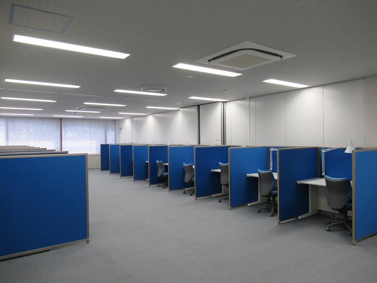 都立図書館に新しい空間