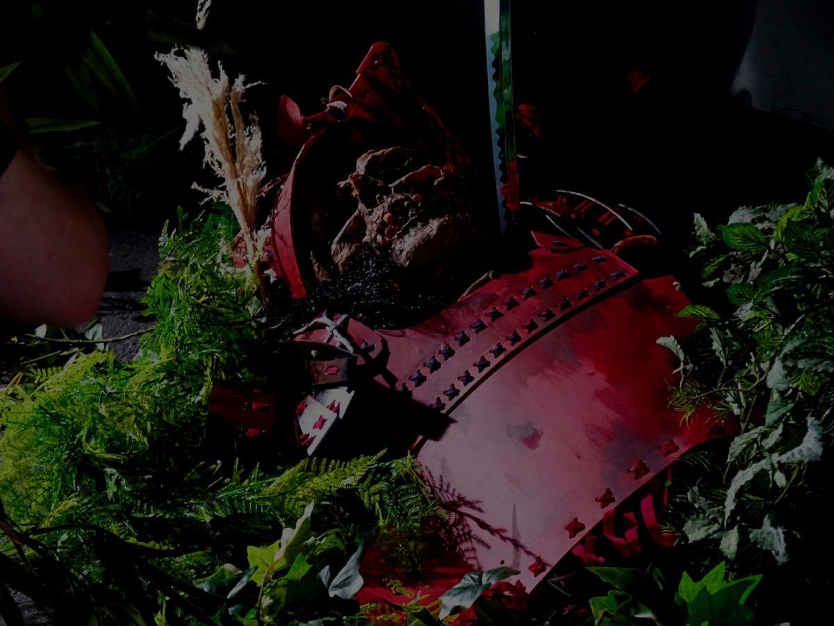 「東京タワーの赤い鎖~怨念の地下屋敷~」のカットイメージ