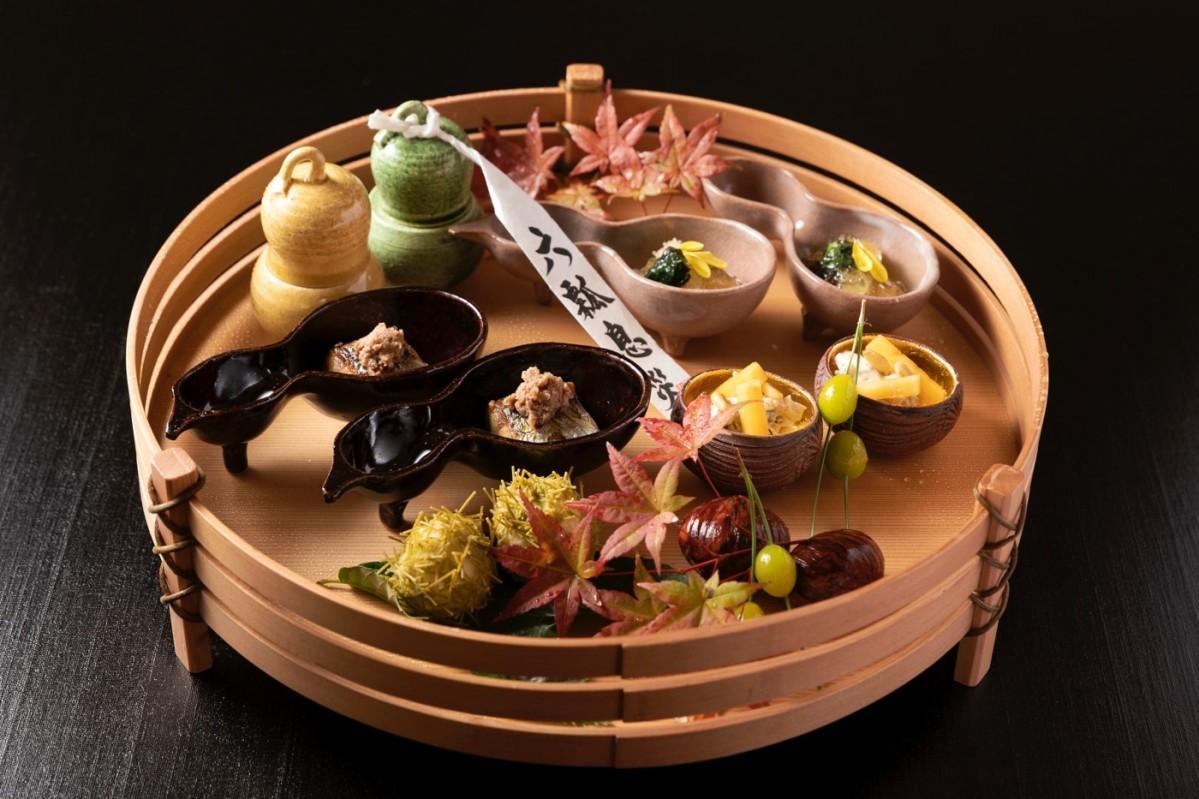 日本料理店「よし澤」が提供するメニュー