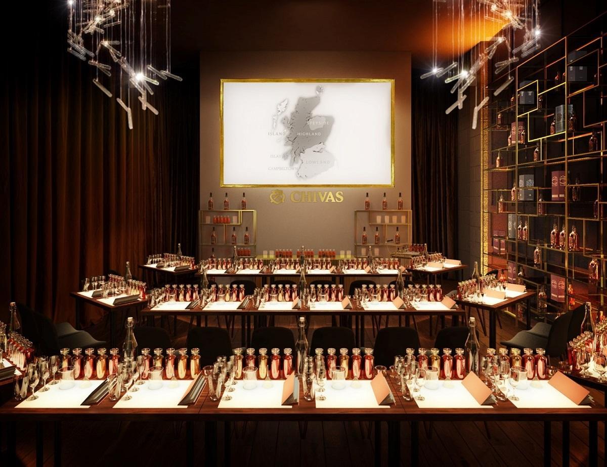 オリジナルのウイスキーが作れる同イベント