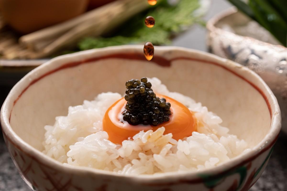 「旬房特製 新米の極上卵かけご飯」のイメージ