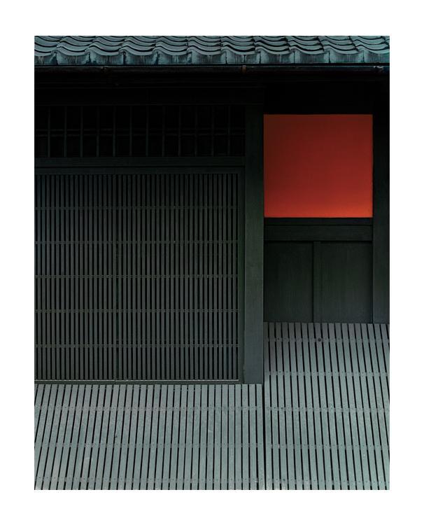 岩宮武二さんの作品「一力 祇園」(1955-1965年)©IIWAMIYA Aya