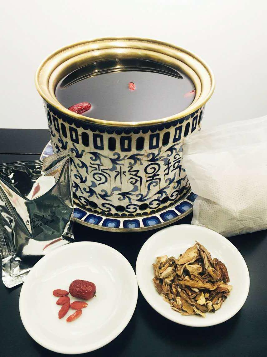 「ブラックスープセット」(2食)