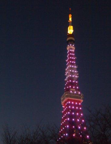東京 タワー ゆる キャラ