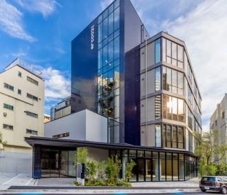 六本木に複合ビル「THE MODULE ROPPONGI」 オフィスルームや屋上、SOHOも