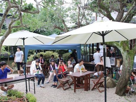 「小城鍋島家 Ten」1周年イベントの様子