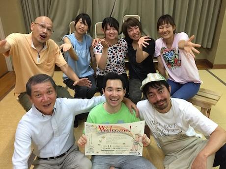 劇団「テアトロこじーら」第6期メンバー