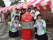 佐賀商業高校生徒が佐賀市のバイオマスPR 「地元の取り組みをもっと知って」