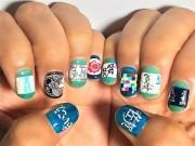 佐賀のネイリストが「ご当地ネイル」 歴史や文化を「手描きアート」で表現