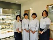 佐賀に米粉使ったバウムクーヘン専門店 女性が働きやすい環境作りにも注力