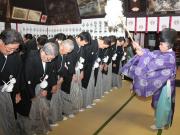 佐賀・伊勢神社で「伊勢大神宮大祭」 「九州のお伊勢さん」で商売繁盛祈願