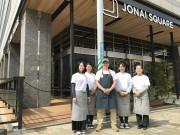 サガテレビに「JONAI SQUARE」 カフェとショップ、地域との新たな接点に